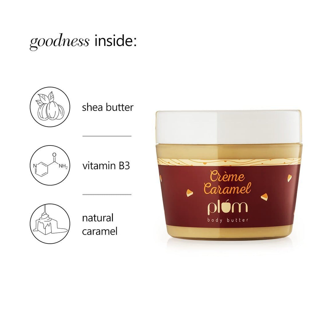 Body Butter | Creme Caramel