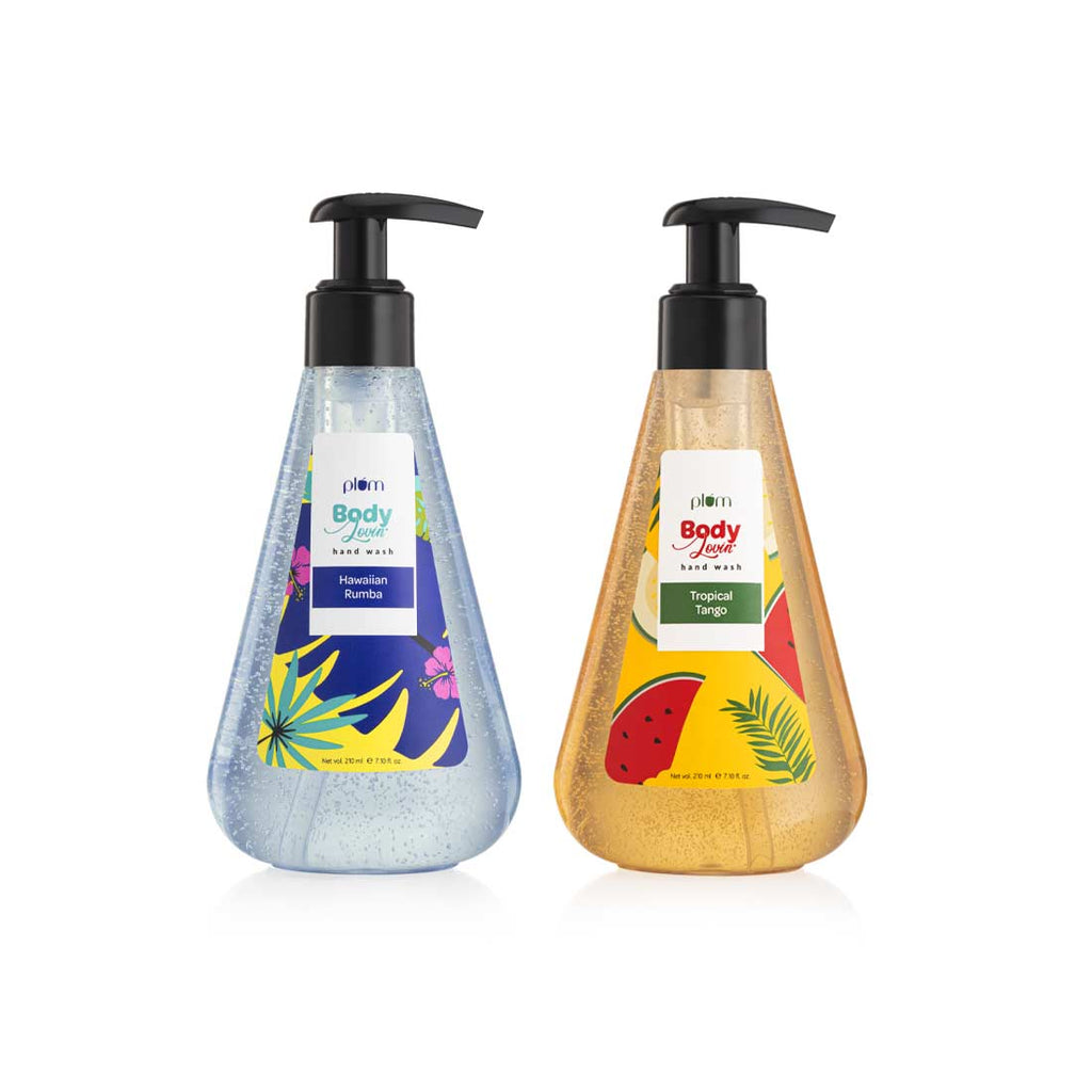 Super Cleansin' Tropical Hand Wash Duo