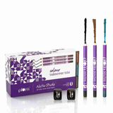 Colour Takeover Trio Kajal Gift Set |  Smudge-Proof, Ophthalmologically Tested