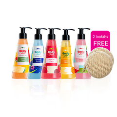5-in-1 Shower Gel Bonanza Bundle!