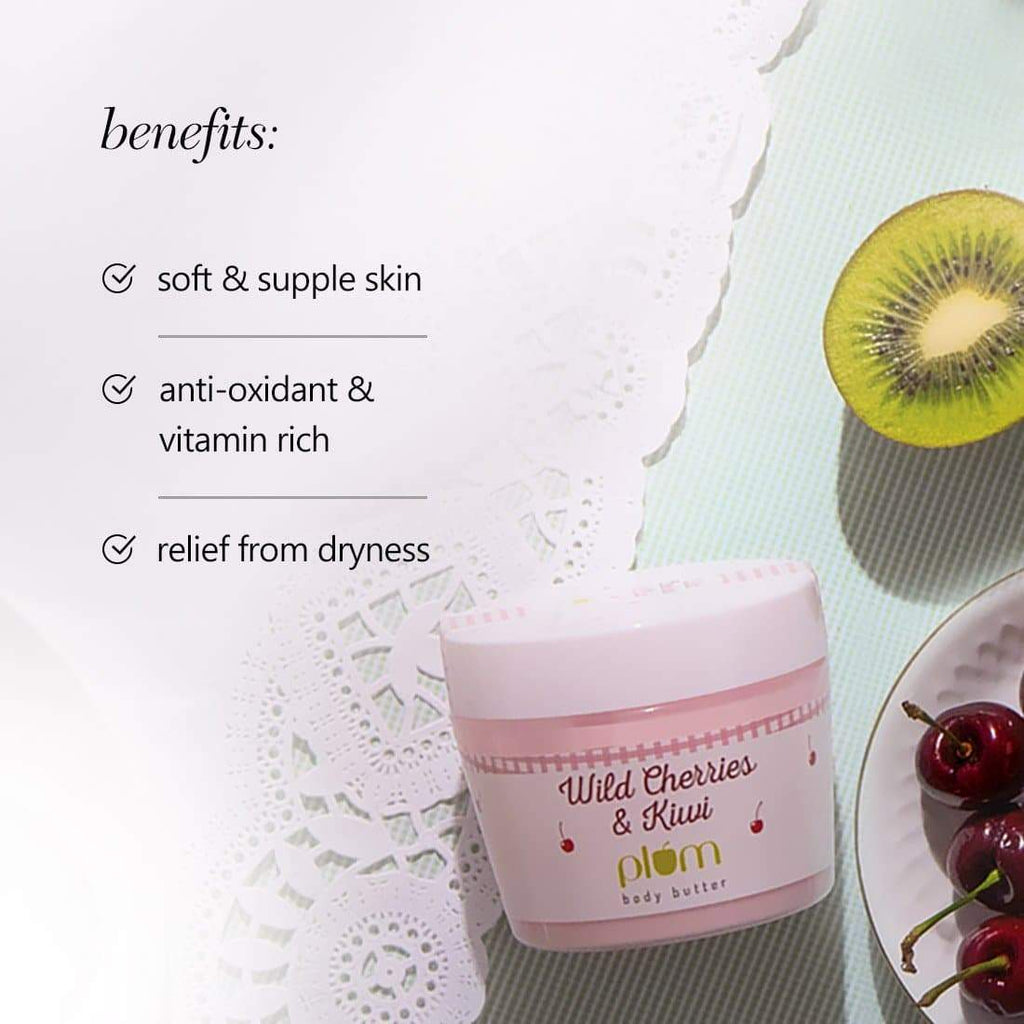 Body Butter | Wild Cherries & Kiwi