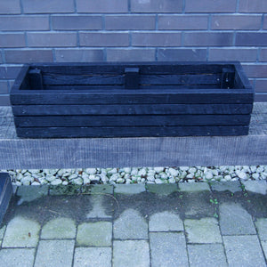 Certified Battens Four Slat Window Box