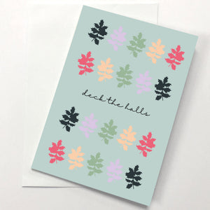 Christmas Cards - Deck the Halls Pack