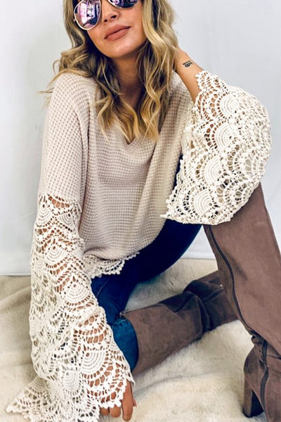 Ivory Pullover Tunic