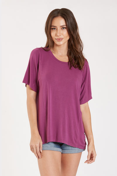 Grape Bella Tee