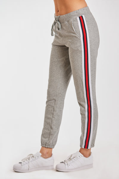 Heather Grey Courtney Pants