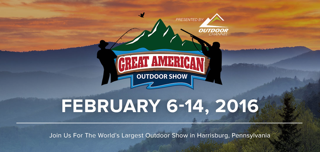 The Great American Outdoor Show 2016