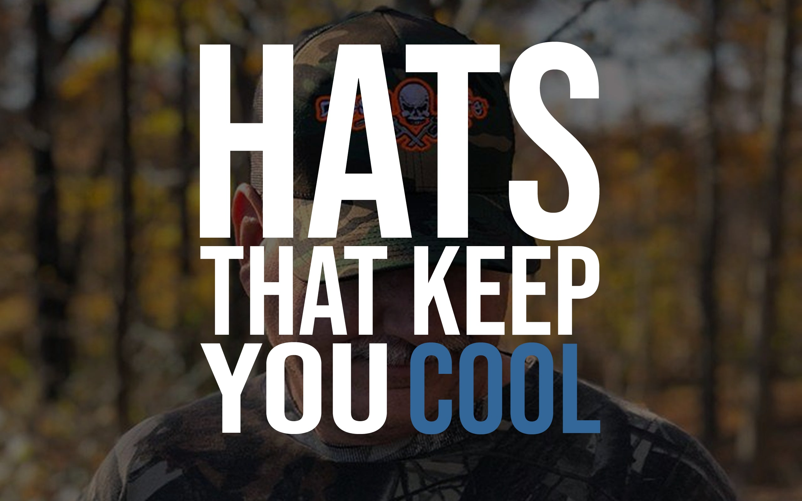 Diesel Life Hats that Keep You Cool