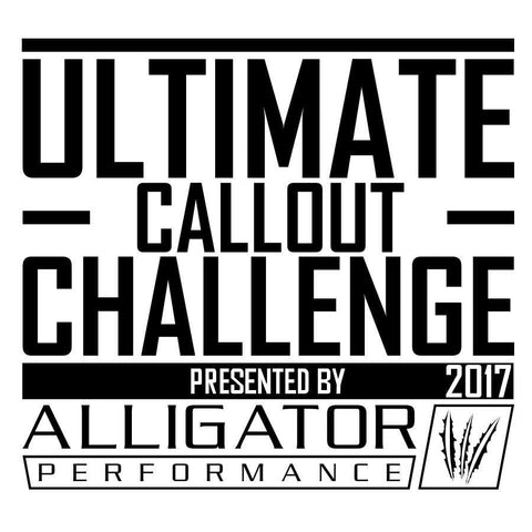 The Ultimate Callout Challenge 2017