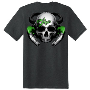 S/S DL Skull & Pumps T-Shirt - Diesel Life®