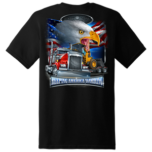 Keeping America Working S/S T-Shirt