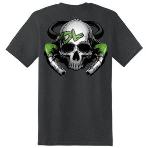 Boys DL Skull & Pumps Youth SS T-Shirt - Diesel Life®