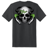 Boys DL Skull & Pumps Youth SS T-Shirt