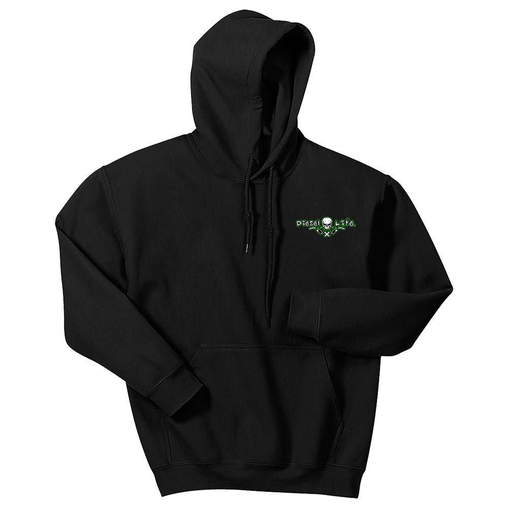 Song of My People II Hooded Sweatshirt
