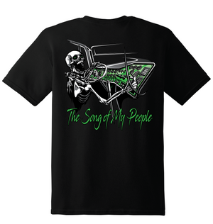 Song of My People Short Sleeve T-Shirt II