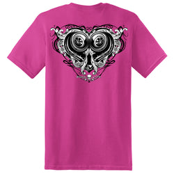 Ladies S/S I Heart Boost T-Shirt - Diesel Life®