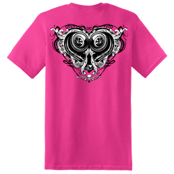 Ladies S/S I Heart Boost T-Shirt