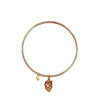 RADIANT HEART BANGLE