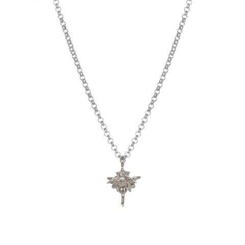 TOUGH VERTEBRA LONG NECKLACE