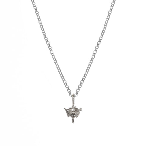 DIMINUTIVE VERTEBRA NECKLACE