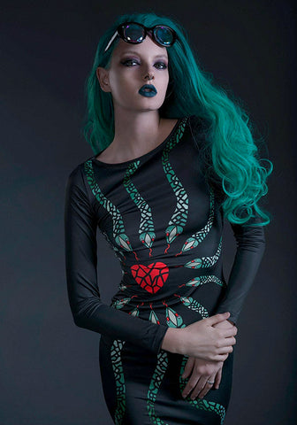 DIVINE INTOXICATION DRESS