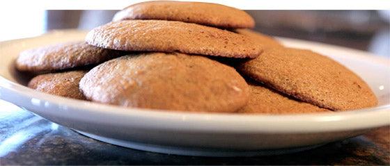 Jamie Eason's simple sweet Potato Protein Cookies