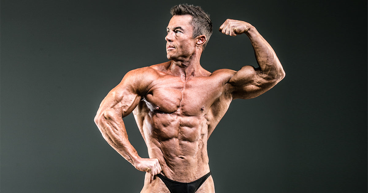 Justin Thacker | Bodybuilder