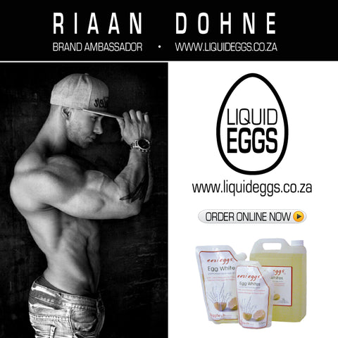 Liquid Eggs | Egg Whites | Riaan Dohne | Durban | South Africa