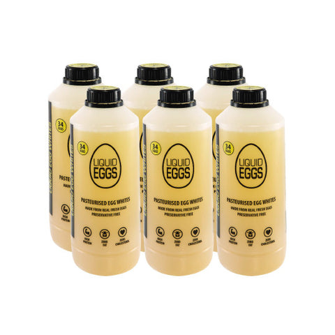 LIQUID EGG WHITES [6 PACK]