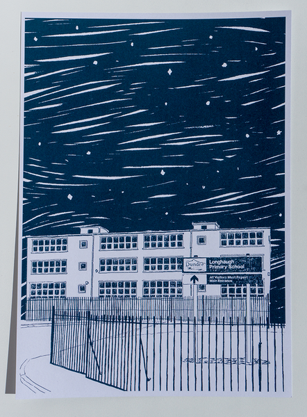 Longhaugh Primary School Print
