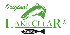 Lake Clear large decal