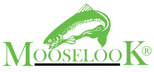 Mooselook tacklebox decal