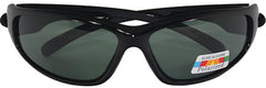 Williams/Mooselook black polarized glasses