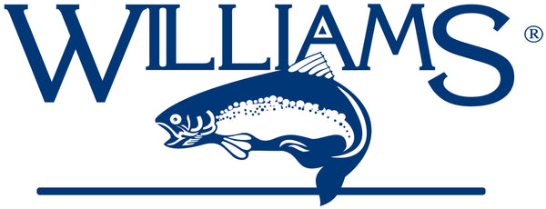 Williams large decal