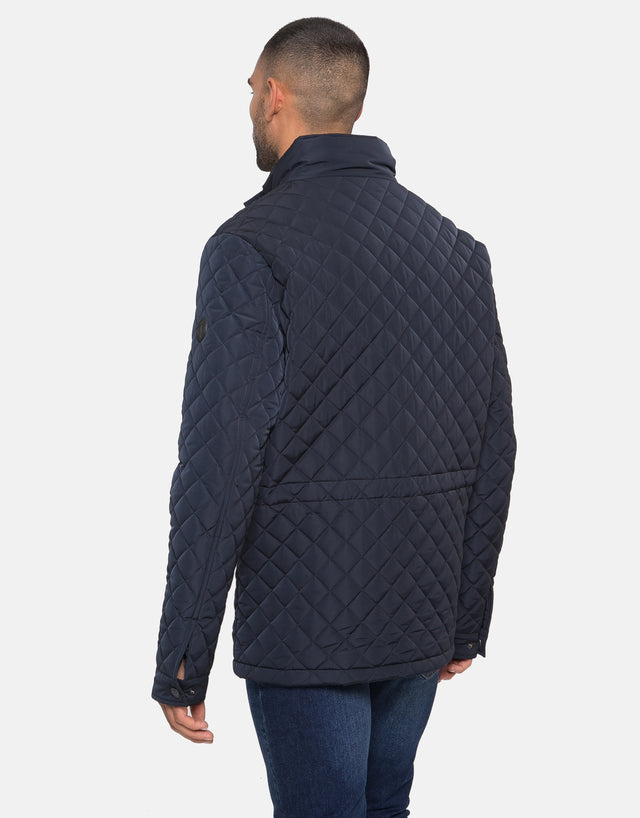 gallan quilted jacket