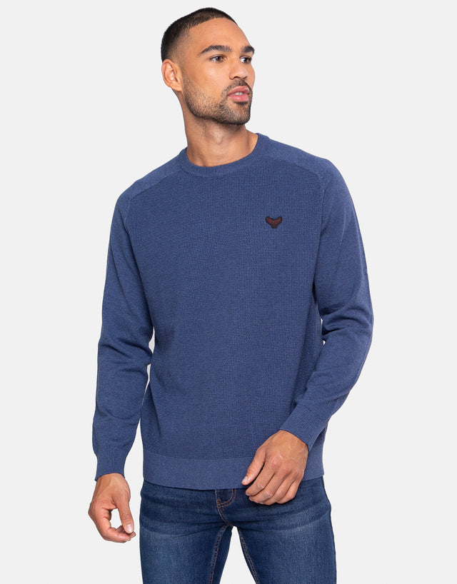 racco cotton crew neck jumper