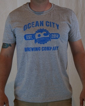 OC Brewing Official Inaugural Est. 2014 T-Shirt