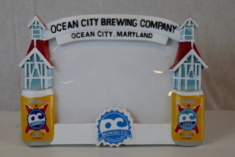 OC Brewing Co. Official OC Light Picture Frame