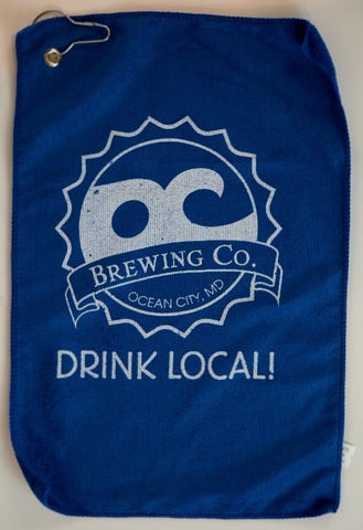 OC Brewing Co. Official Golf Towel
