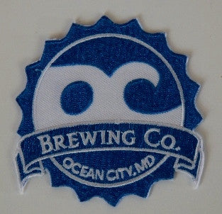 OC Brewing Co. Official Patch