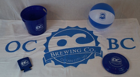 OC Brewing Co. Beach Bucket Pack