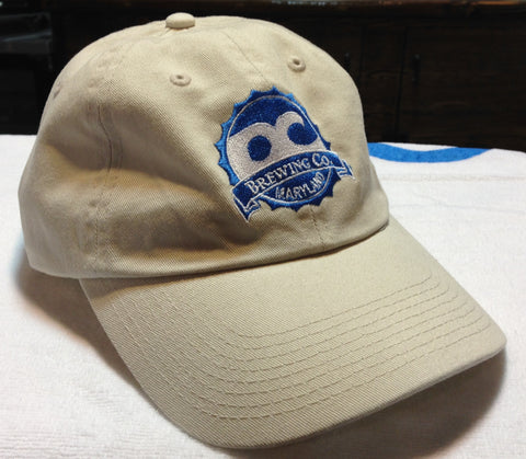 OC Brewing Co. Tan Cool Cotton Cap