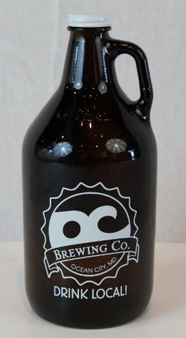 OC Brewing Co. Official 64oz. Amber Growler