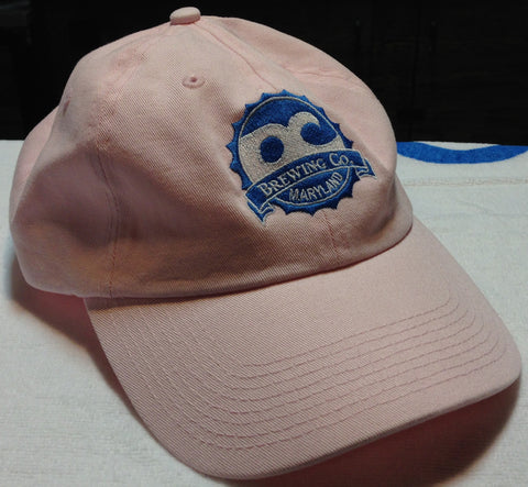 OC Brewing Co. Pink Cool Cotton Cap