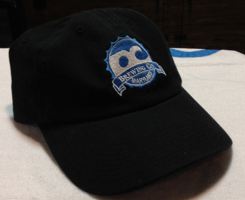OC Brewing Co. Black Cool Cotton Cap