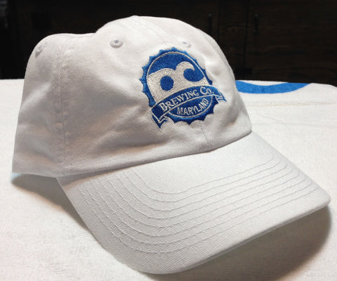 OC Brewing Co. White Cotton Cool Cap