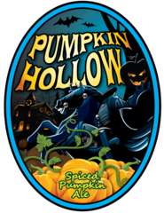 "OC Brewing Co. ""Pumpkin Hollow"" T-Shirt"