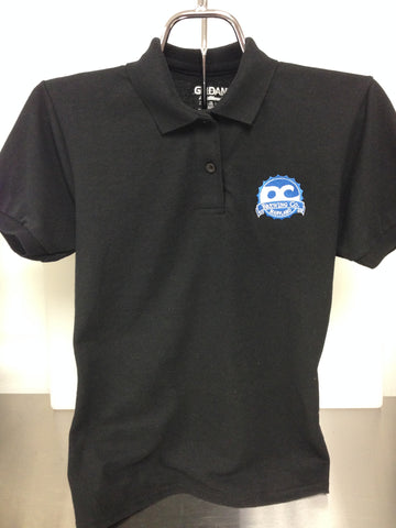 OC Brewing Co. Official Mens Embroidered Logo Polo Shirt