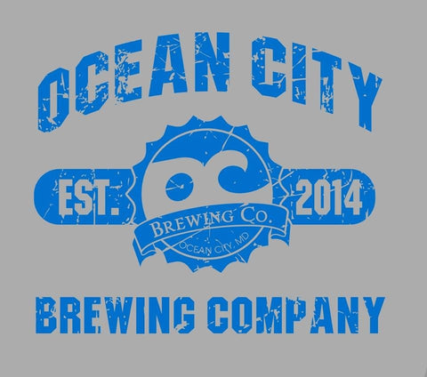 OC Brewing Co. Inaugural Est. 2014 Ladies T-Shirt