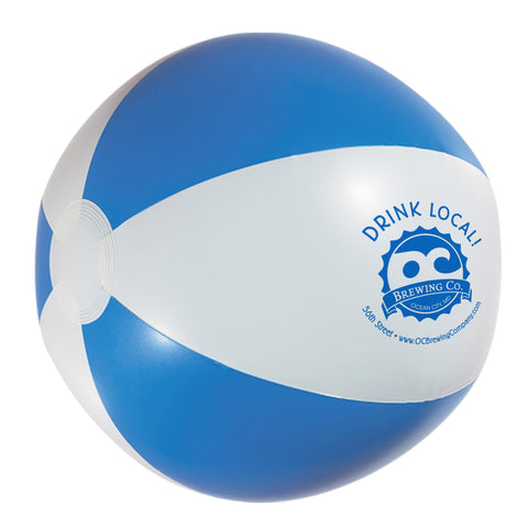 OC Brewing Co. 10in. Inflatable Beach Ball